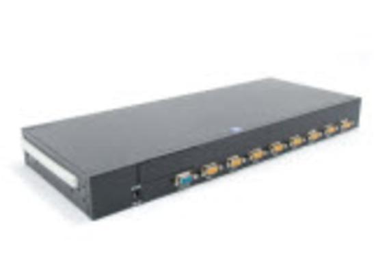 LevelOne 8-Port KVM Module - (KCM-0831)