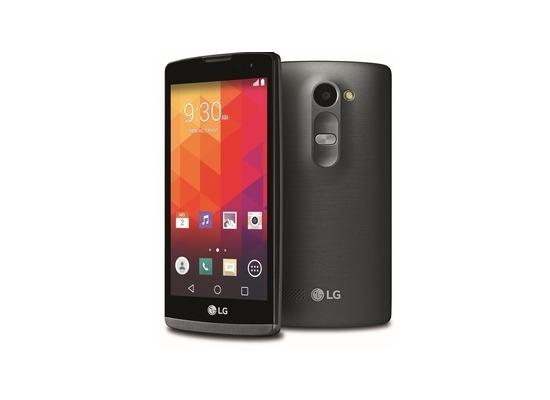 LG Leon C50 4G LTE, titan