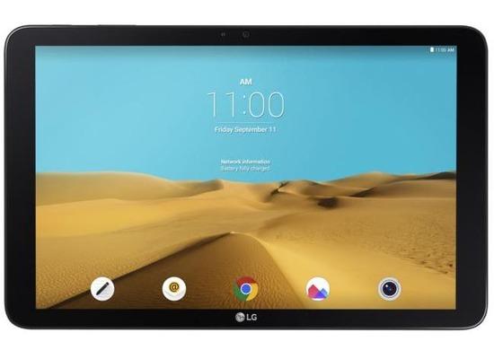 "LG G Pad II 25,6 cm (10.1\"") 2GB LTE Android Tablet, Braun"