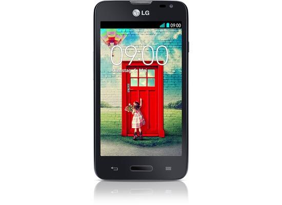 LG L65, black