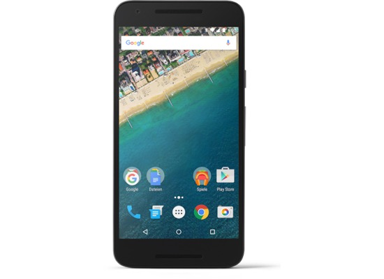 LG Nexus 5x 16GB, white