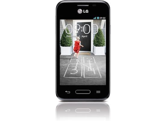 LG L40, schwarz