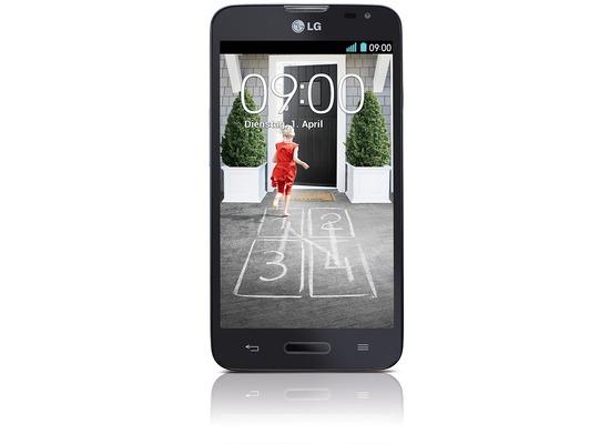 LG L70, schwarz