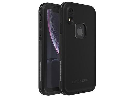 Lifeproof Hintere Abdeckung für Mobiltelefon - Asphalt - für Apple iPhone XR