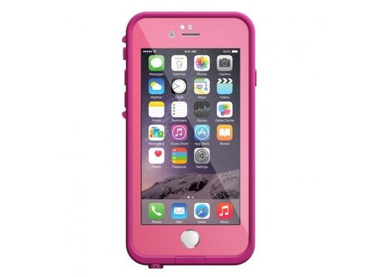 Lifeproof FRE Apple iPhone 6, pink, klar