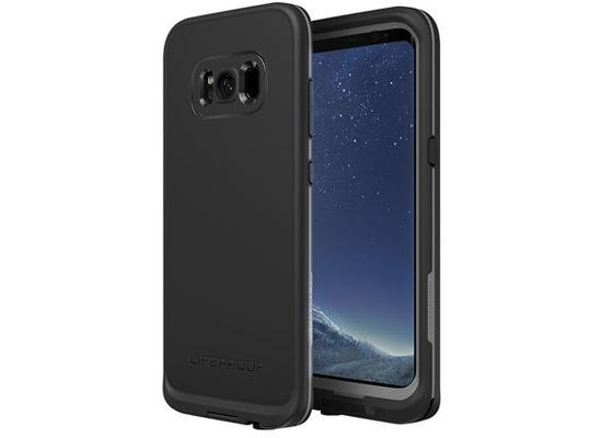 Lifeproof fre Case - Samsung Galaxy S8 - schwarz