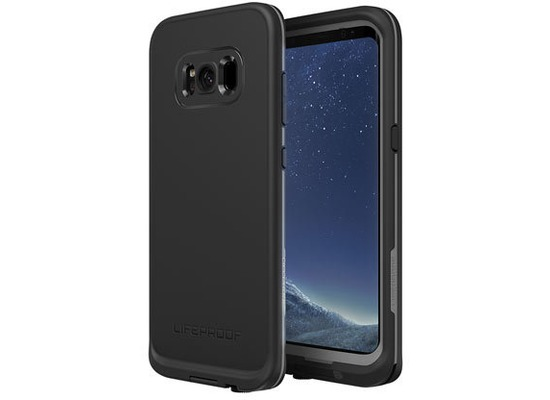 Lifeproof fre Case - Samsung Galaxy S8+ - schwarz