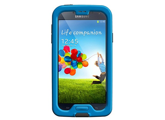 Lifeproof FRE für Samsung Galaxy S4 - Cyan/Black