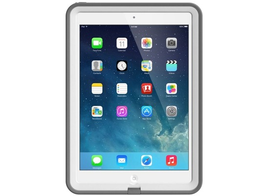 Lifeproof FRE für Apple iPad Air - white/gray