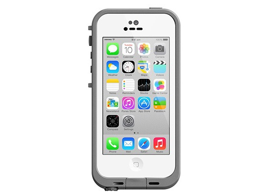 Lifeproof FRE für iPhone 5C, white