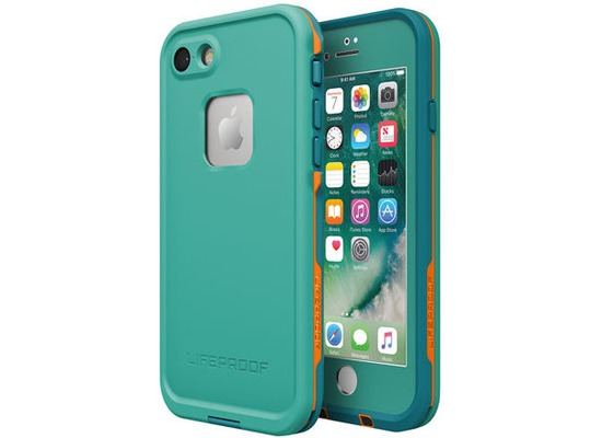 Lifeproof FRE - für iPhone 7 - sunset bay teal