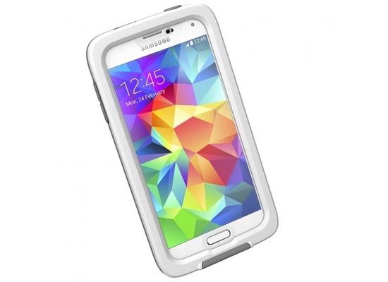 Lifeproof FRE für Samsung Galaxy S5 - Grau