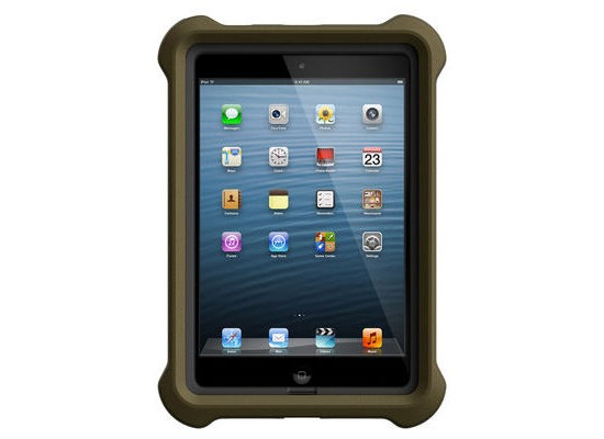 Lifeproof LifeJacket FRE/NÜÜD für iPad mini 1/2/3 - Olive Drab Green