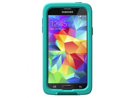 Lifeproof FRE für Samsung GALAXY S5, türkis/dunkel