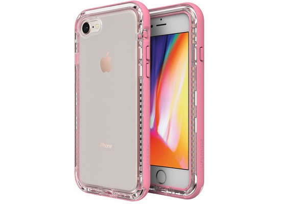 Lifeproof NËXT Apple iPhone 7/ 8, Back Cover - cactus rose