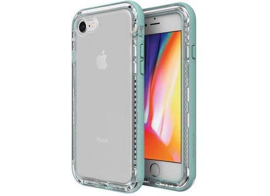 Lifeproof NËXT für Apple iPhone 7/ 8, Back Cover, durchsichtig, Seaside