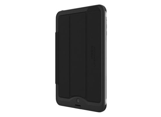 Lifeproof NÜÜD Cover + Stand für Apple iPad mini 1/2/3 - Black