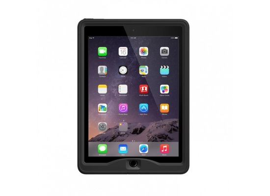 Lifeproof NÜÜD für Apple iPad Air 2 - schwarz