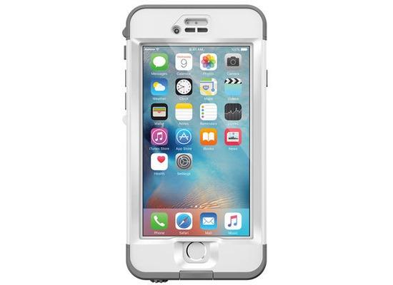 Lifeproof NÜÜD für Apple iPhone 6s - Avalanche White