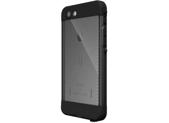 Lifeproof NÜÜD für Apple iPhone 6 Plus - schwarz