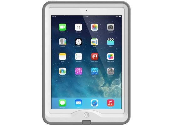 Lifeproof NÜÜD für Apple iPad Air - white