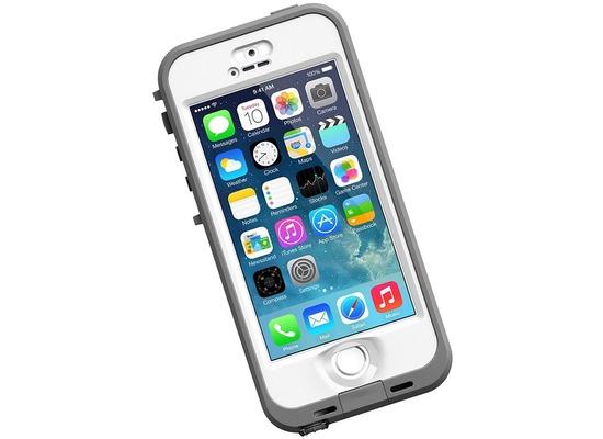 Lifeproof NÜÜD für Apple iPhone 5/5s/SE - white/clear
