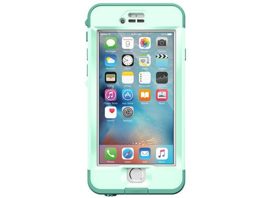 Lifeproof NÜÜD für Apple iPhone 6s - Undertow Aqua