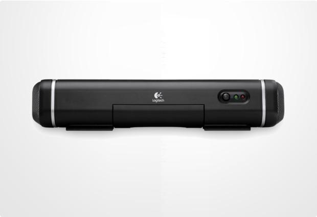 Logitech® Tablet Speaker für Notebooks / Tablet-PCs, schwarz