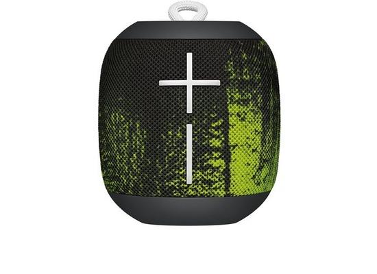 Logitech® Ultimate Ears Wonderboom Neonforest, schwarz-grün