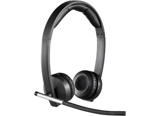 Logitech® Wireless Headset Dual H820e