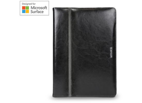 maroo Executive Kickstand Folio, Microsoft Surface Pro 7/6/5/LTE, schwarz, MR-MS3850