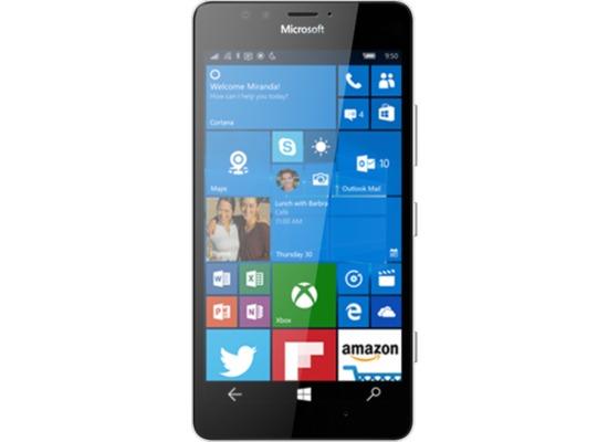 Microsoft Lumia 950, white