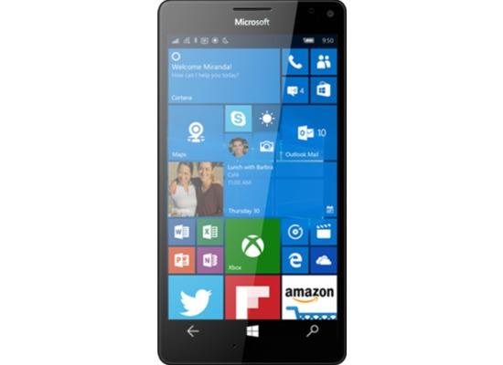 Microsoft Lumia 950 XL, black