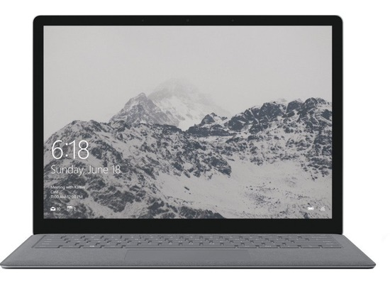 Microsoft Surface Laptop (13,5\'\', i7, 16 GB, 512 GB, Windows 10 S)