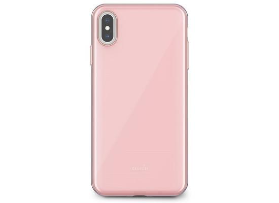 Moshi iGlaze Apple iPhone XS Max pink
