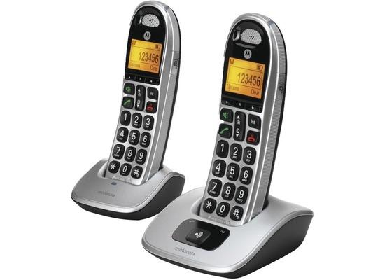 Motorola CD302 DUO DECT/Großtasten