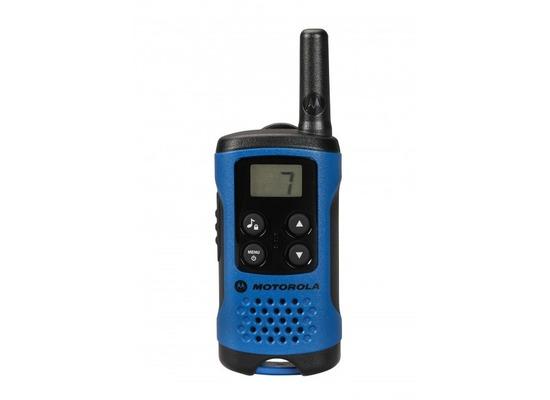 Motorola Funkgerät TLKR T41 - blau