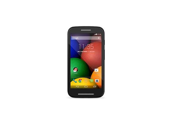 Motorola Moto E, schwarz