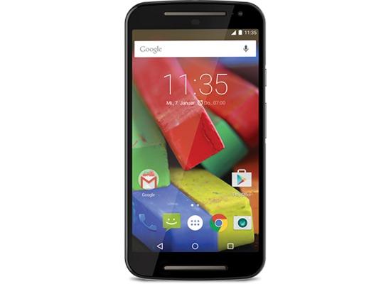 Motorola Moto G LTE 8GB (2. Generation), schwarz
