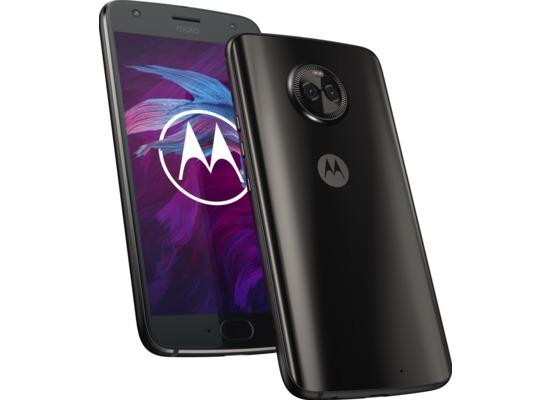 Motorola Moto X4 - Super Black