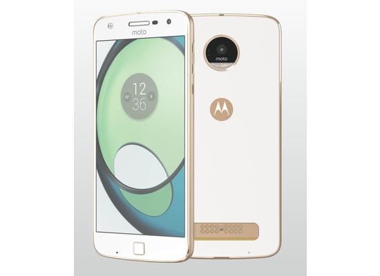 Motorola Moto Z Play, whitegold