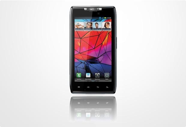 Motorola RAZR, schwarz
