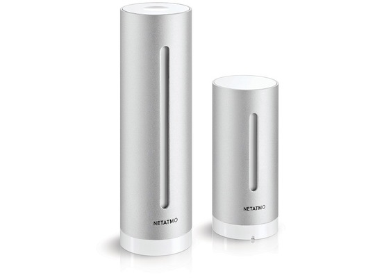 Netatmo Urban Weather Station mit App für Smartphones (Android/iOS)