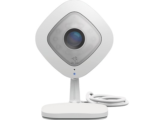 NETGEAR Arlo Q - 1080p HD Security-Kamera mit Audio VMC3040