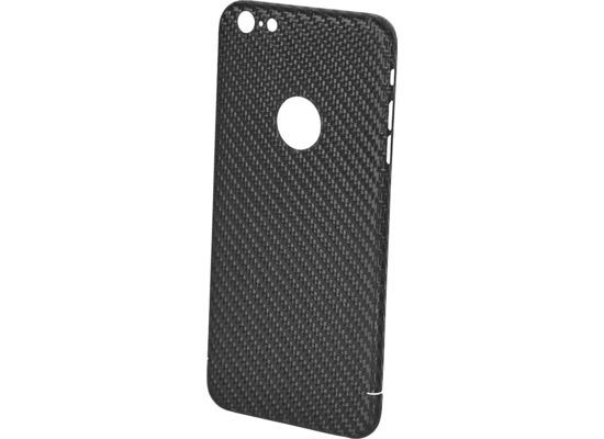 nevox CarbonSeries Cover mit Logowindow für iPhone 6 Plus/6S Plus