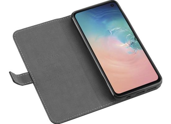 nevox ORDO Bookcase Samsung Galaxy S10, schwarz-grau