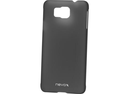nevox StyleShell Hardcase für Galaxy Alpha  schwarz
