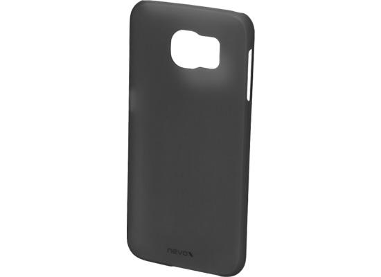 nevox StyleShell Hardcase für Galaxy S6, schwarz