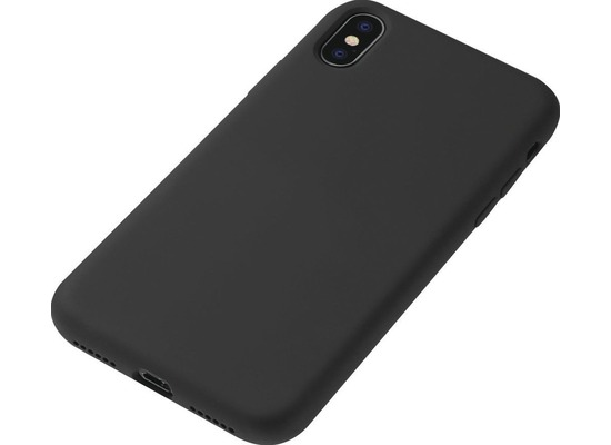 nevox StyleShell Shock, Apple iPhone X, schwarz