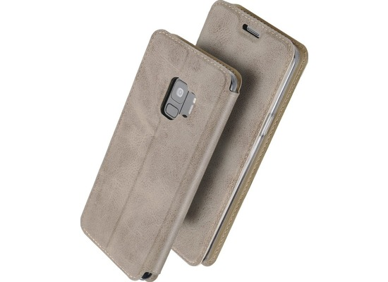 nevox Vario Series Bookcase, Samsung Galaxy S9, sandgelb